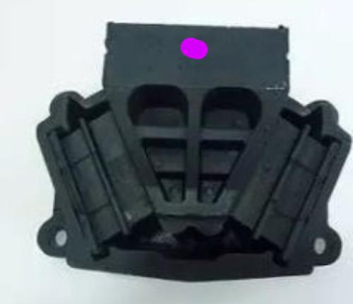 Imagem 1 de 2 de Coxim Motor/cambio Mbb Axor Modelos 2035 Ate 4144 Br004807