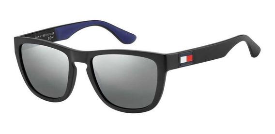 Óculos Tommy Hilfiger 1557/s 52 Preto/azul