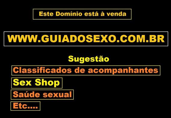 Vendo Domínio Guia Do Sexo