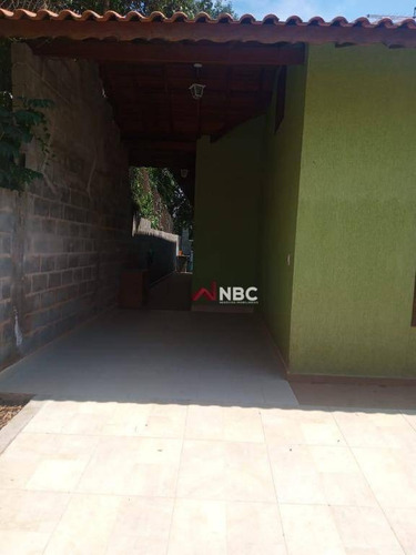 Imagem 1 de 16 de Chácara Com 3 Dormitórios À Venda, 350 M² Por R$ 470.000,00 - Parque Jacarandas - Arujá/sp - Ch0088