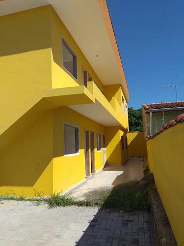 Casa Com 2 Dorms, Jardim América, Itanhaém - R$ 140 Mil, Cod: 2964 - V2964