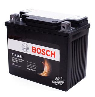 Bateria Kawasaki Er-6n 650 Bosch Moto 10ah 12v Btx10-bs