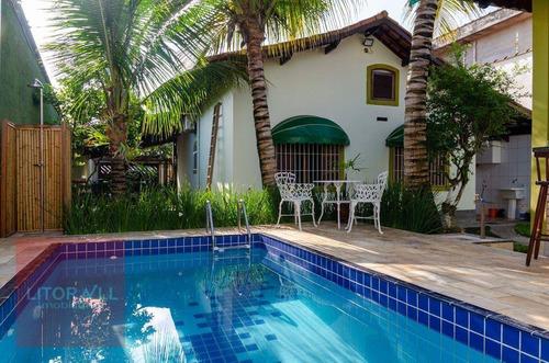 Imagem 1 de 28 de Casa Com 3 Dormitórios À Venda, 128 M² Por R$ 549.990,00 - Jardim Suarão - Itanhaém/sp - Ca2005