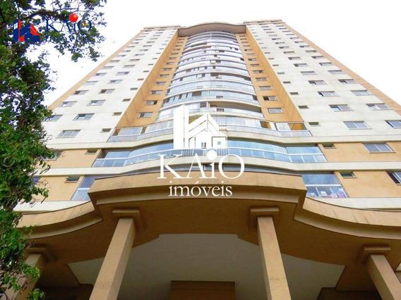 Apartamento 166m², 2 Suítes, Hidro, 4 Vagas, Jardim Zaira