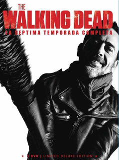 Dvd - The Walking Dead - Temporada 7