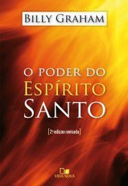 Livro Billy Graham - Poder Do Espirito Santo