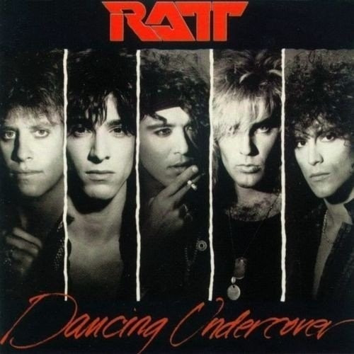 Ratt Dancing Undercover Cd Uk Import
