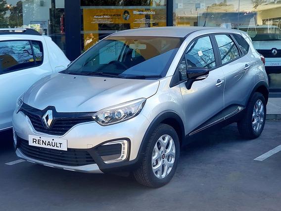 Renault Captur Life 1.6 2020 0km Contado Permuta #3