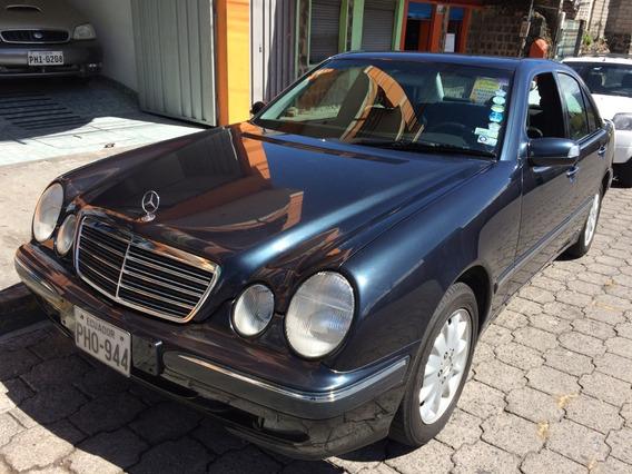 Mercedes Benz Modelo E240 Año 2001, Matriculado 2019