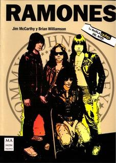 Ramones. La Novela Grafica Del Rock - Jim Mccarthy