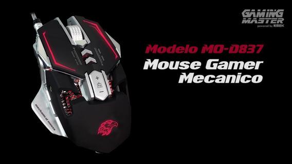 Mouse Gamer Mecânico 3200dpi C/ Mousepad Grátis - Promoção