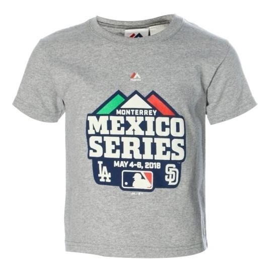 Playera Mlb México Series- Niño