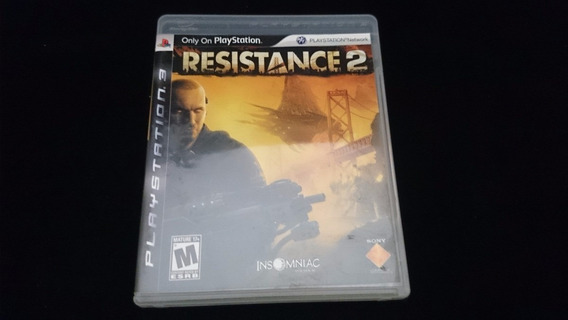 Jogo Ps3 - Resistance 2