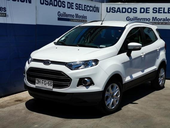 Ford Ecosport Titanium 1.6 Mt 2017