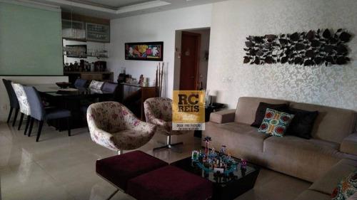 Imagem 1 de 19 de Apartamento Com 3 Suítes À Venda, 156 M² Por R$ 1.250.000 - Alphaville - Santana De Parnaíba/sp - Ap1251