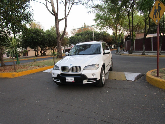 Bmw X5 2010 Solo 75 Mil Km Impecable Quemacocos Piel