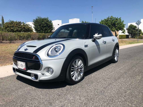 Mini Cooper S 2.0 Hot Chili 5 Puertas At 2017