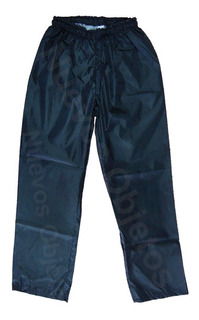 Cubre Pantalón Impermeable Unisex Para Ski Nieve Náutica