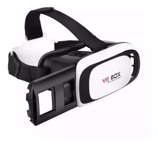 Óculos Vr Box 3.0 Realidade Virtual 3d Android Controle