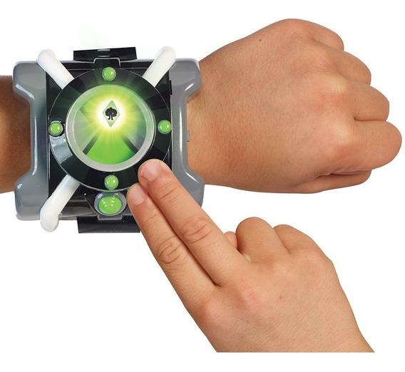 Reloj Proyector Visor Juguete Niños Ben 10 Basic Omnitrix