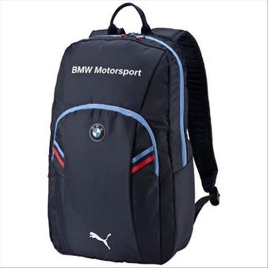 Acessórios Bmw Motorsport Backpack - Azul