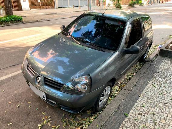 Clio 2012 1.0 16v - Carro De Mecânico - Único Dono