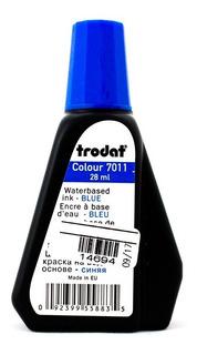 Tinta Para Sello Automatico 7011 Azul Trodat