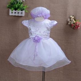 Vestido Importado Festa Bebê Pronta Entrega!