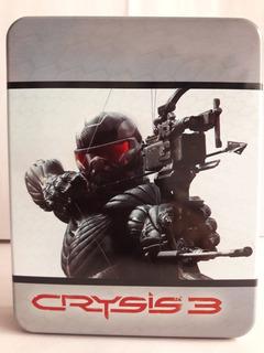 Steelbook Crysis 3 Caja Metálica