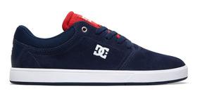 Tenis Hombre Crisis Gamuza Adys100462 Dc Shoes