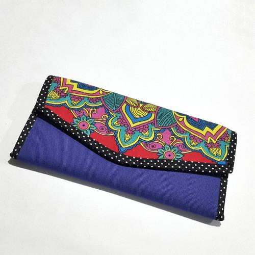 63bb3227c86 Billeteras De Diseño Mujer Tela - Equipaje, Bolsos y Carteras en ...