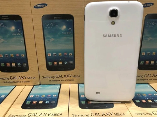 Samsung Galaxy Mega 16gb , Pantalla 6,3 Pulgadas