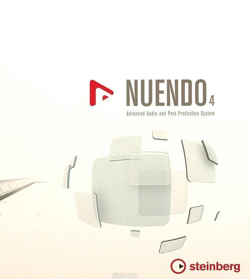 Nuendo 4 Español (envio Gratis!)