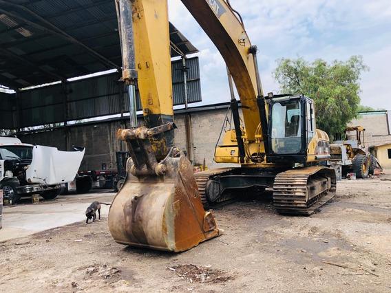 Excavadora Caterpillar 330cl Año 2005