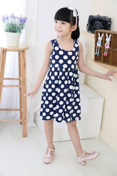 Hermosos Vestidos De Niñas Con Estampado