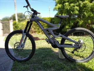 Bicicleta De Dh Scott Gambler Fr 20 2010