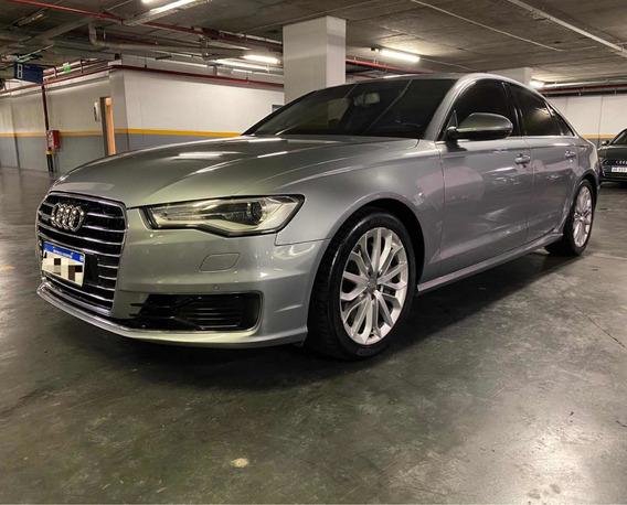 Audi A6 3.0 Quattro 4 P 2017 Blindado Rb3