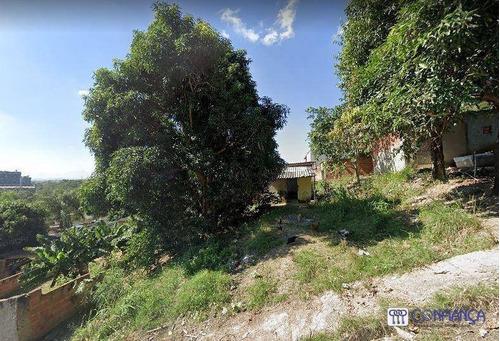 Imagem 1 de 2 de Terreno À Venda, 235 M² Por R$ 30.000 - Santa Cruz - Rio De Janeiro/rj - Te0197