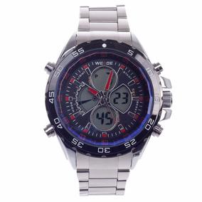Relógio De Pulso Weide+embalagem Frete Grátis Pronta Entrega