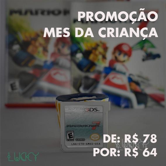 Mario Kart 7 - Nintendo 3ds/2ds
