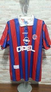 Camisa Bayer Munchen