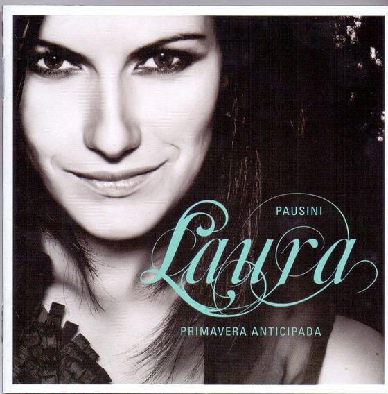 Cd Primavera Anticipada - Laura Pausini