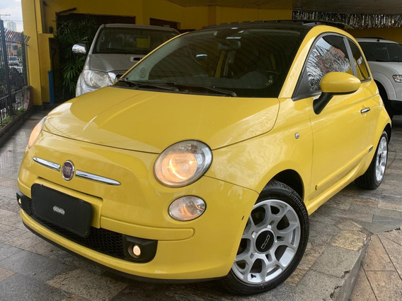 Fiat 500 1.4 Sport Dualogic
