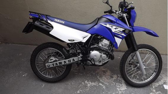 Yamaha Lander 250 2016 Azul