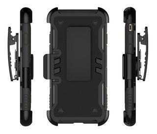 Funda Survivor 2.0 Maxima Proteccion Uso Rudo Clip iPhone 7