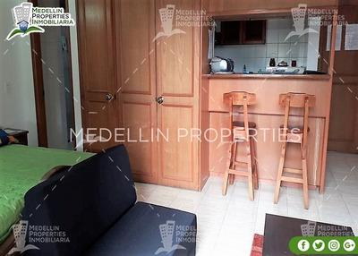 Arrendamientos De Apartamentos En Medellín Cód: 4013
