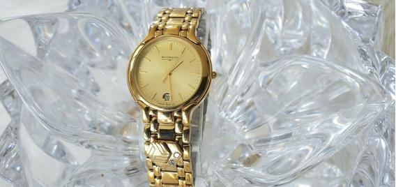 Relógio Masculino Wittnauer Sw2586 Diamante