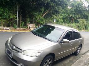 Honda Civic 1.7 Lxl Aut. 4p 115 Hp 2005