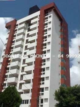 Apartamento Para Venda Em Natal, Lagoa Nova - Lagoa Nova Tower, 3 Dormitórios, 3 Suítes, 4 Banheiros, 2 Vagas - Ap0942-lagoa Nova Tower