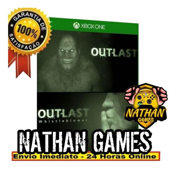 Outlast 1 - Xbox One + 1 Brinde